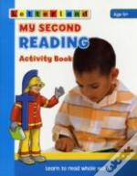 My Second Reading Activity Book Age 4+