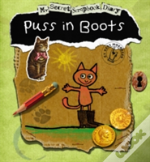 My Secret Scrapbook Diary - Puss In Boots