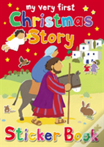 My Very First Christmas Story Sticker