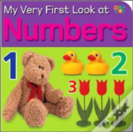 My Very First Look At Numbers