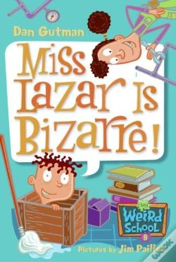 Wook.pt - My Weird School #9: Miss Lazar Is Bizarre!