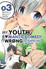 My Youth Romantic Comedy Is Wrong As I Expected @ Comic