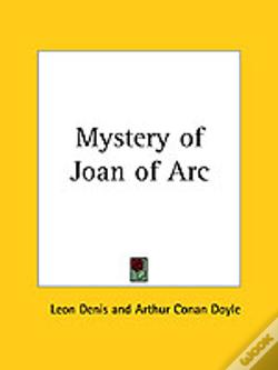 Wook.pt - Mystery Of Joan Of Arc (1925)