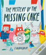 Mystery Of The Missing Cake