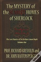 Mystery Of The Scarlet Homes Of Sherlock