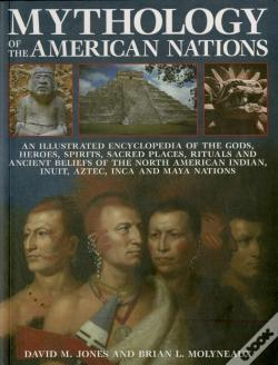 Wook.pt - Mythology Of The American Nations