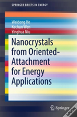 Wook.pt - Nanocrystals From Oriented-Attachment For Energy Applications