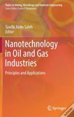 Wook.pt - Nanotechnology In Oil And Gas Industries