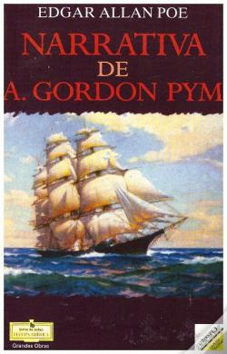 Wook.pt - Narrativa de A. Gordon Pym