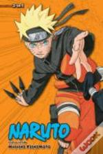 Naruto: 3-In-1 Edition 10