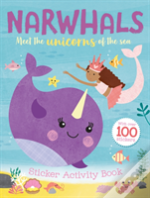 Narwhals Sticker And Activity Book