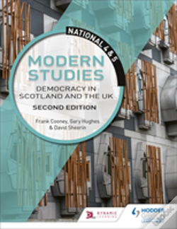 Wook.pt - National 4 & 5 Modern Studies: Democracy In Scotland And The Uk: Second Edition