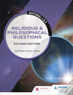 Wook.pt - National 4 & 5: Religious & Philosophical Questions: Second Edition