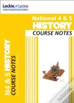 National 4/5 History Student Book