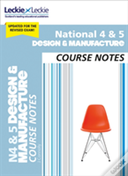 Wook.pt - National 4/5 Design And Manufacture Course Notes