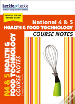 Wook.pt - National 4/5 Health And Food Technology Course Notes