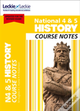 National 4/5 History Course Notes