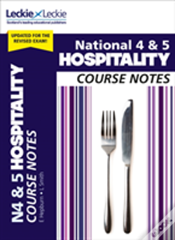 Wook.pt - National 4/5 Hospitality Course Notes