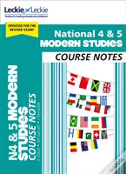 Wook.pt - National 4/5 Modern Studies Course Notes