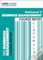 National 5 Business Management Student Book