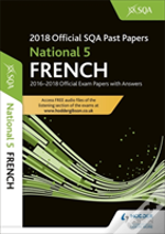 National 5 French 2018-19 Sqa Past Papers With Answers