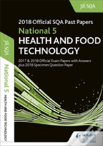 National 5 Health & Food Technology 2018-19 Sqa Specimen And Past Papers With Answers