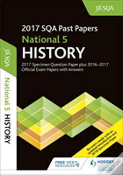 Wook.pt - National 5 History 2017-18 Sqa Specimen And Past Papers With Answers