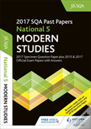 National 5 Modern Studies 2017-18 Sqa Specimen And Past Papers With Answers