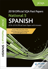 National 5 Spanish 2018-19 Sqa Past Papers With Answers