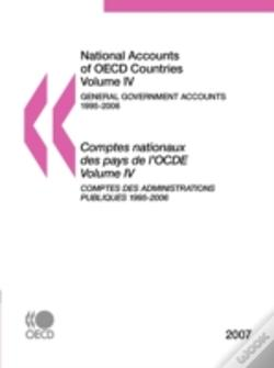 Wook.pt - National Accounts Of Oecd Countries