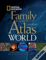 'National Geographic' Family Reference Atlas Of The World