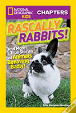 Wook.pt - National Geographic Kids Chapters: Rascally Rabbits!