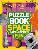 National Geographic Kids Puzzle Book - Space