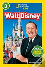 National Geographic Kids Readers: Walt Disney
