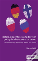 National Identities And Foreign Policy In The European Union