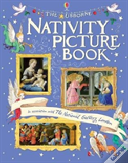 Wook.pt - Nativity Picture Book
