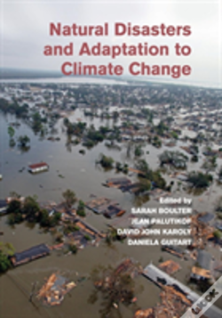 Wook.pt - Natural Disasters And Adaptation To Climate Change