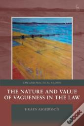 Nature And Value Of Vagueness In The Law