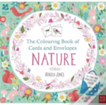 Nature Colouring Book Cards & Envelopes