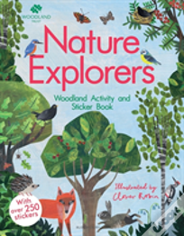 Nature Detectives Woodland Activity And Sticker Book