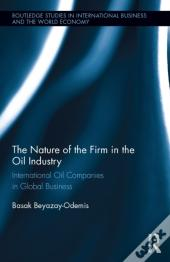 Nature Of The Firm In The Oil Industry