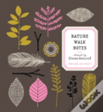 Nature Walk Notes - Artwork By Eloise Renouf