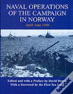 Naval Operations Of The Campaign In Norway