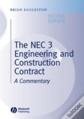 Nec 3 Engineering And Construction Contract