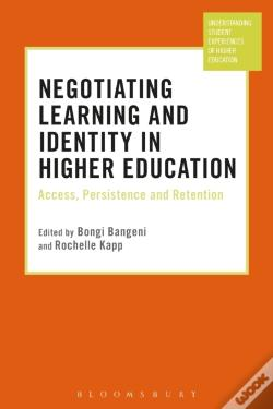 Wook.pt - Negotiating Learning And Identity In Higher Education