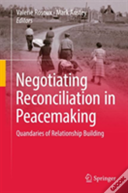 Wook.pt - Negotiating Reconciliation In Peacemaking