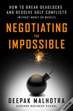 Wook.pt - Negotiating The Impossible