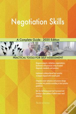 Wook.pt - Negotiation Skills A Complete Guide - 2020 Edition