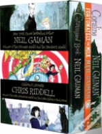 Neil Gaiman and Chris Riddell Boxset