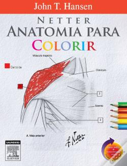 Wook.pt - Netter - Anatomia para Colorir